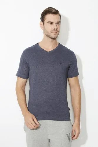 de04ca717a Van Heusen V-Neck T-Shirt for Men 60001 at Rs 459  piece