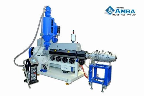 HDPE Pipe Machine