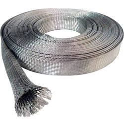 Copper Braided Tinned Strips