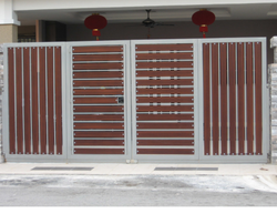 Main Gates Contemporary Gates Manufacturer From Chennai