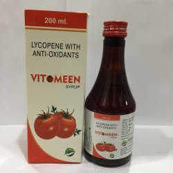 Lycopene With Anti Oxidants Syrup
