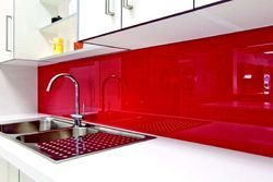 Plain Lacquered Glass