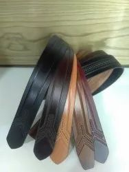 MEN'S LEATHER BETS