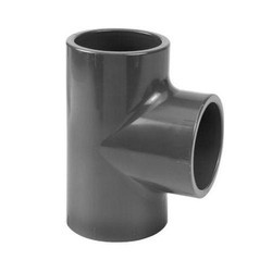 Kamnath Polyfit 90 Degree PVC Tee, for Structure Pipe