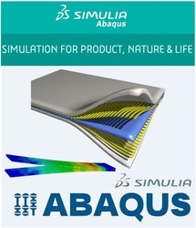 Abaqus CAE Software, Structural Analysis, Nonlinear Analysis, Design Optimization, Cfd, Fluid Flow, Dynamics
