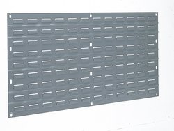 Wall Mounted Louvered Panel