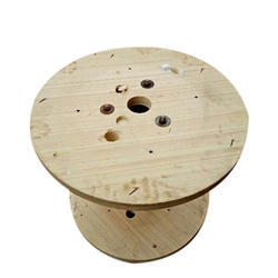 Plywood Cable Winding Drum
