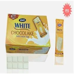 White Chocolake Milky Bar