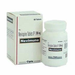 Nevirapine Tablets IP 200 mg