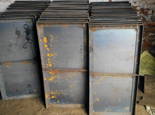 Steel Shuttering Plate Rental Services