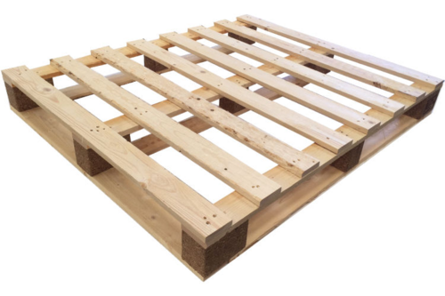Hard Wood 2 Way Wooden Pallets, Rs 300 /piece Maruti Wood Works | ID: 17079280797
