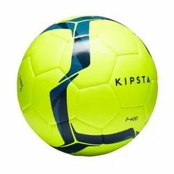 Kipsta F100 Hybrid Size 5 Yellow and Blue Football
