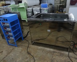 Engine Degreasing Ultrasonic Cleaning Machine