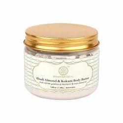 Khadi Almond & Kokkum Body Butter (200g)