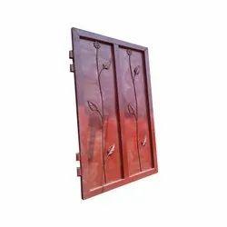 MS Door Fabrication Work