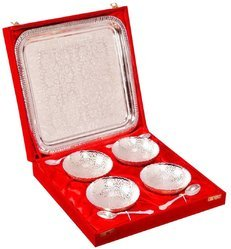 Silver Plated Wedding Gift