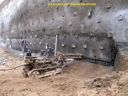 Structural Anchoring and Soil Stabilization Services In Bangalore