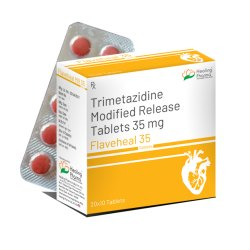 Flaveheal 35 - Trimetazidine Modified Released 35mg