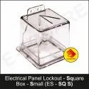 Electrical Panel Lockout Square Box
