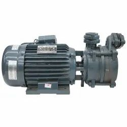 Single Phase Lubi Water Pump, Air Cooled, 2 - 5 HP