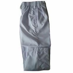Boys School White Pant