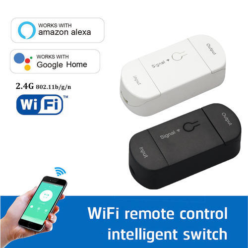a64cdcb50f63 Axaet Mobile App Remote Wifi Light Switch Wireless Universal Modification  Wifi Smart Switch