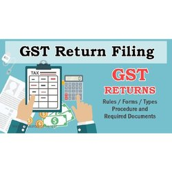 GST Return Filing Services, Pan Card