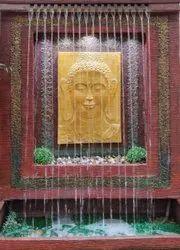 Designer Water Sheet Waterfall