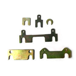Steel Silver Color Automotive Shims, Size: 1 mm
