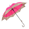 Straight Auto Open Designer Umbrella