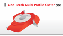 One Teeth Multi Profile Cutter