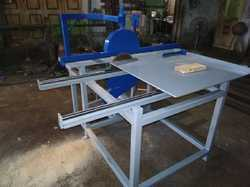 12 Inch Table Saw Machine With Trolley, Warranty: 3 months