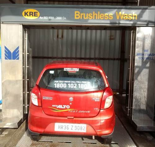 KRE LITE Touchless  Car Wash Machine