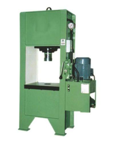 Automatic Fix Frame Hydraulic Press Capacity 10 20 Ton Rs 100000