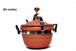 Clay Organic Cooker.