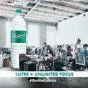 Bisleri Water 1ltr, Packaging Type: Bottles, Packaging Size: Pack Of 12