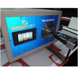 Indeecon Portable RPM Calibrator For Contact Non Tachometer