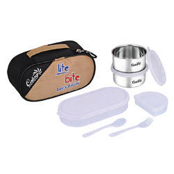 Lite Bite Zip Lunch Box