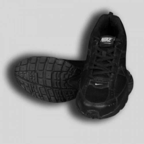 School Shoes - Adidas Black Velcro