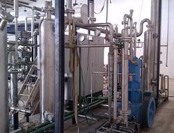 CO2 Recovery Plant Fertilizer Based