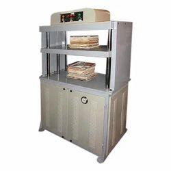 Chetan Electric Hydraulic Book Press