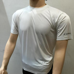 Puma,Adidas.Lotto Round Branded Crew Neck Polyester T Shirts, Size: S-XXL