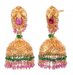 Top 003 Gold Earring