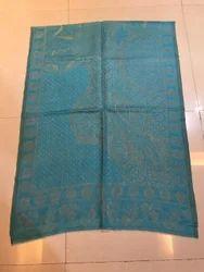 Weaving Pashmina Shimmer Work Stole