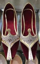 Wedding Shoes ( Men's Ethnic Jutti)