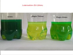 Lubrication Oil Liquid Colors