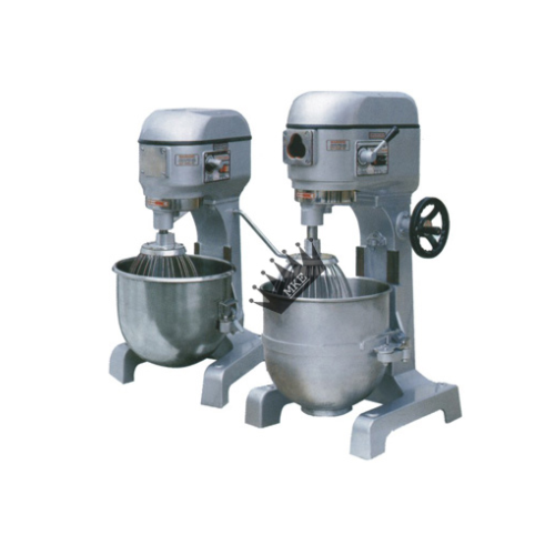 Stainless Steel Grey Planetary Mixer