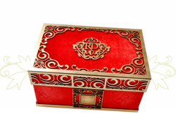 Designer Wedding Box