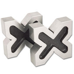 4 Way Vee Blocks - Cast Iron