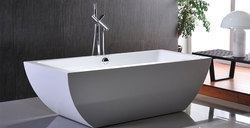 Dubond White Bathroom Sanitary Ware